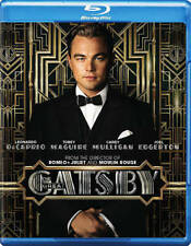 The Great Gatsby (Blu-ray Disc, 2013, 2-Disc Set, Includes Digital Copy UltraVio