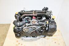 08 09 10 11 12 13 14 JDM Subaru Impreza WRX EJ20X Engine 2.0L Turbo AVCS EJ255