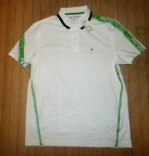 NWT MENS Tommy Hilfiger Sport S/S Performance Polo~SZ LRG