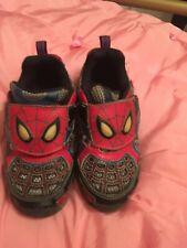 Stride Rite Spiderman Tennis Shoes 11M
