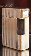 ST DuPont Lighter's Body Part Only Line 1 Small Good Condition DL4