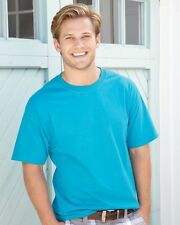 12 Blank Hanes Beefy 5180 T-Shirt Wholesale Bulk Lot ok to mix XXL-6XL & Colors