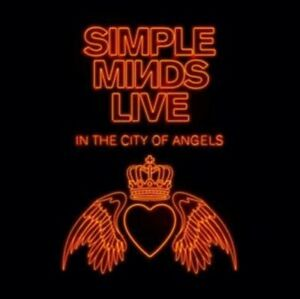 Simple Minds - Live IN The City De Angels (Edition Deluxe) Neuf CD