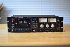 Tascam 122 Mkii 3 Head Professional Cassette Deck, serviced