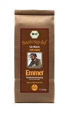 Mehl-Brotbackmischung (Bio) Emmer mild/würzig 500g