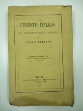 MARIANI Carlo, L'esercito italiano nel passato e nell'avvenire