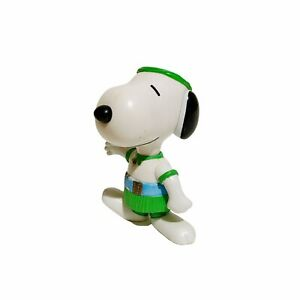 "Snoopy Fiji McDonald's Peanuts Vintage 1999 3"" Toy Figure"