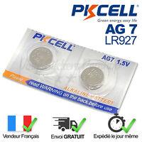2 PILES / SR927SW / SR927 / LR927 / AG7 / 395 / 1,5V / ENVOI RAPIDE