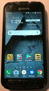 READ Kyocera DuraForce PRO 16GB E5833 Black (Sprint) Smartphone Missing Parts