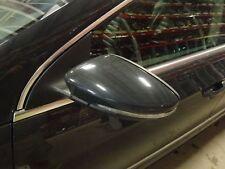 Oem Driver'S Left Side Door Mirror 2009-2012 Vw Cc Gray Surround Lamp