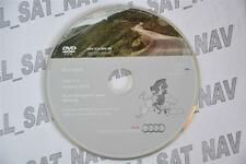 Audi RNS-E Navigation Plus DVD 2013 Central West Europe A3 A4 A6 Sat Nav DVD1 BK