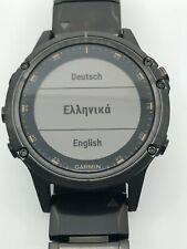 Garmin Fenix 5 Plus Sapphire Smartwatch 010-01988-02