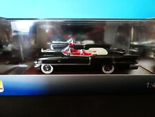 Cadillac Eldarado Biaritz metallic grey with  Red/White  by GLM in 1:43rd. Scale