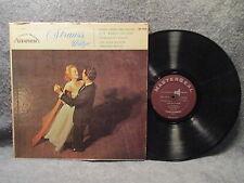 33 RPM LP Record Strauss Waltzes Seraphim Records SLP 8038