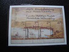 ILE FÆR ØER (danimarca) - francobollo yvert e tellier blocco n° 2 n (Z14) stamp