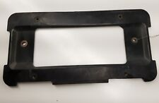 2003 BMW 330XI Rear trunk License Plate holder mounting plate Bracket OEM