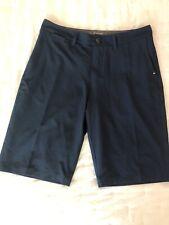 Quiksilver Amphibian Shorts Navy 30 Boys 16 Nwot