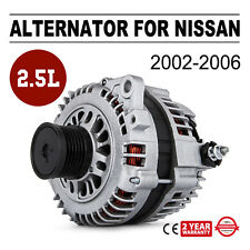Alternator Generator 110 Amp Ampere for 02-06 Nissan Altima 3.5L