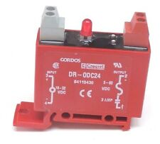 GORDOS DR-ODC24 SOLID STATE RELAY 18-32VDC INPUT 3-60VDC OUTPUT DRODC24