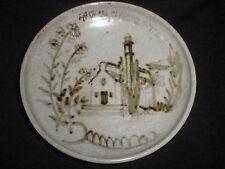 Rare Joyce Haynes Scarborough 1951 Pottery Bowl La Chiesa Campione Italia