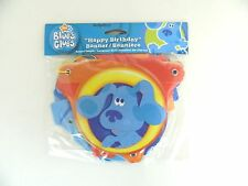 """BLUES CLUES """"HAPPY BIRTHDAY"""" BANNER 5 ft. - PARTY SUPPLIES"""
