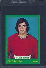 1973/74 OPC O-Pee-Chee CB #211 Dale Tallon Blackhawks NM-MT+ 73OPC211-111815-2
