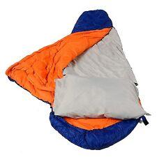 White Silk-Like Sleeping Bag Liner Lightweight outdoor camping sheet w/ storage
