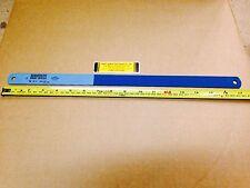 """10PCS- 17"""" X 1 X .050 X 14T POWER HACK SAW BLADE SANDVIK HIGH SPEED STEEL SWEDEN"""