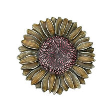 "Danforth Pewter 1-3/4"" Sunflower Brooch"
