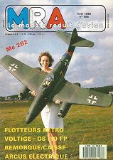 MRA N°585 ME 262 / FLOTTEURS RETRO / VOLTIGE-OS.10FP / ARCUS ELECTRIQUE