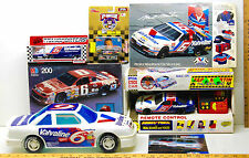 Vintage Mark Martin Mixed Memorabilia Lot Die Cast+Puzzle+Ertl #6 +1/25 T-Bird++