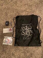 A Perfect Circle Vip Merch Tote Guitar Picks Patch Laminate 2018 Elephant Tour