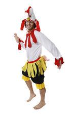 Vestido Elaborado Disfraz De Pollo Gallo Unisex divertido elemento de valor