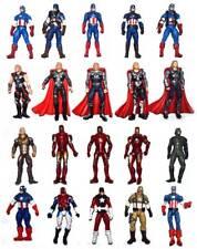 Lot of 3 Random Marvel Universe Captain America Thor Ironman Avenger 3.75 Figure