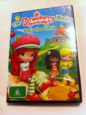 Strawberry Shortcake: The Movie - Sky's The Limit Region4 DVD - BRAND NEW