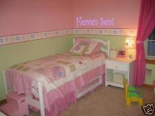 Heaven Sent Girls Bedroom Nursery Vinyl Wall Art 36""