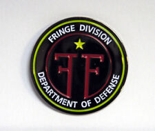 Fringe Division Department of Defense TV Series  Metal/Cloisonne Pin 1.25""