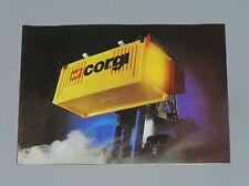 CORGI 1981 CATALOG