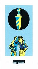 Ex-libris WOZNIAK ALICE ET LEOPOLD 5 125ex-s 15x27