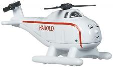 (Fisher Price) Thomas & Friends Take-n-Play HAROLD Take along diecast HELICOPTER