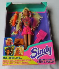 Sindy Crimp & Bead Doll - Blonde - By Hasbro