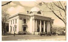 RPPC,Reno,NV.Washoe County Court House,Used,1938