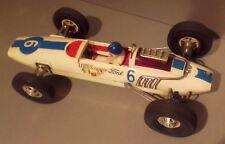 Gama Lotus Nr 6 Ford 60er Rennwagen Formel 1 Vintage m Fahrer Figur Friktion ok