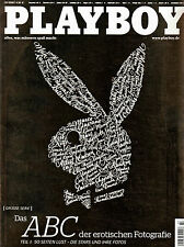 Playboy Juli/07/2008  Das ABC der erotischen Fotografie & NATASA DILBER