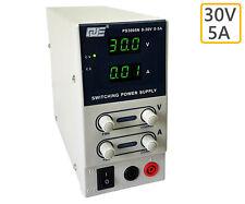 Labornetzgerät 0-30V 5A 150W Netzgerät Labornetzteil regelbares Schaltnetzteil