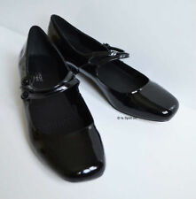 Patent Leather Upper Block NEXT Heels for Women