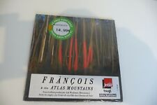 FRANCOIS & THE ATLAS MOUNTAINS CD DIGIPACK NEUF EMBALLE. PIANO OMBRE.