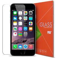 Protection Verre trempé Apple iPhone 6/6S 4.7 9H Glass Pro+ HD 0.33mm 2.5D
