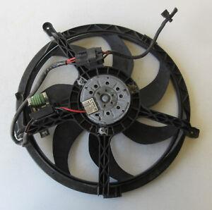 Genuine Used MINI Fan & Fan Housing for R56 R55 R60 R61 (W16 Diesel) - 7535100