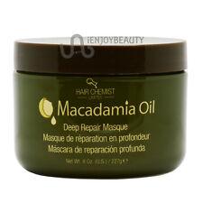 Hair Chemist Macadamia Oil Deep Repair Masque 8oz /w Free Nail File
